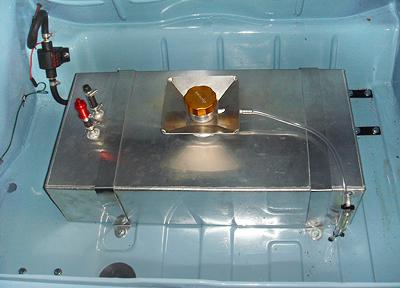For that midget race car oil tank vents